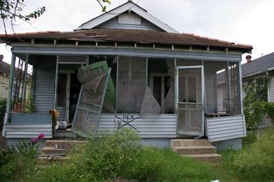 rundown house 2