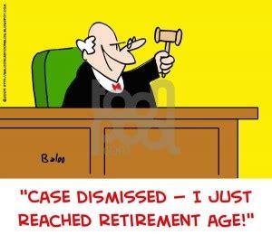 judge retirement