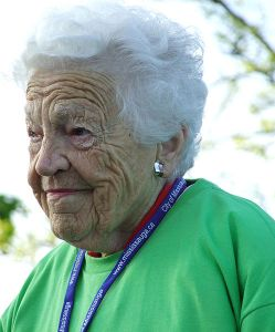 Mayor Hurricane Hazel McCallion - Has a Debt-Free City!