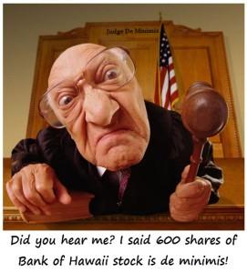 Judge de Minimis ad2
