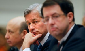 JP Morgan boss Jamie Dimon