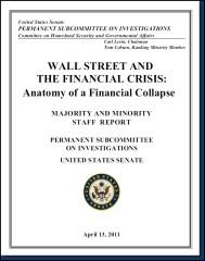 Senate Crisis Report