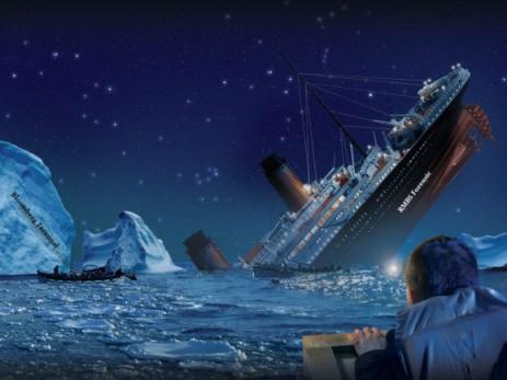 Bloomberg Titanic