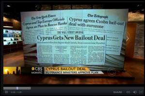 CBS Cyprus Video