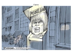 Cyprus Merkel