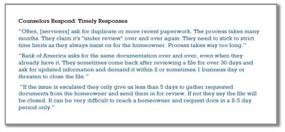 Counselors Respond