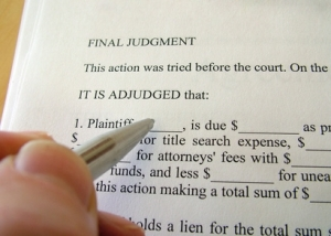 DEFICIENCY JUDGMENTS - Is your Court a Collection Agency for Crooks? Class Action Filed in Hawaii.