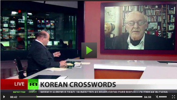 Korean Crosswords