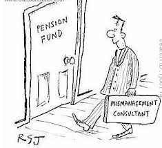 pension consultant