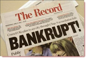 STOCKTON-BANKRUPTCY
