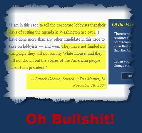 Obama bullshit