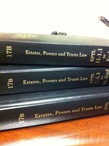 EPTL books