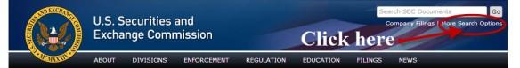 SEC banner