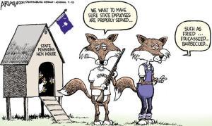 SenateFox HenHouse