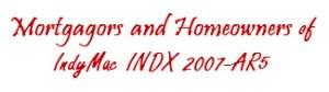 Signatures INDX 2007-AR5