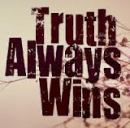 truth always wins