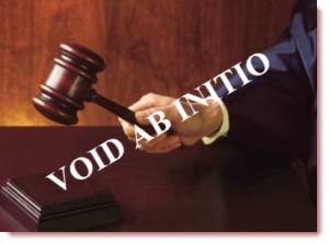 void ab initio