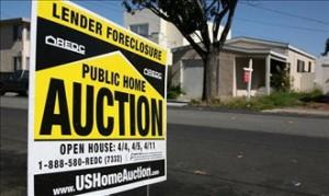 LENDER FORECLOSURE AUCTION
