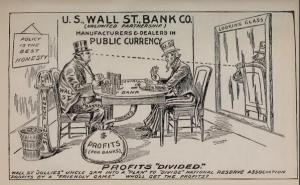 US Wall Street bank