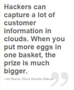 Hackers eggs
