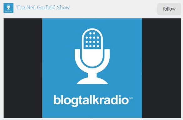 garfield radio