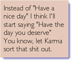 Karma sort