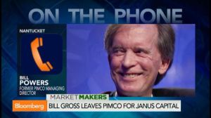 PIMCO CEO leaves