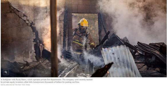 Fireman - equity firm